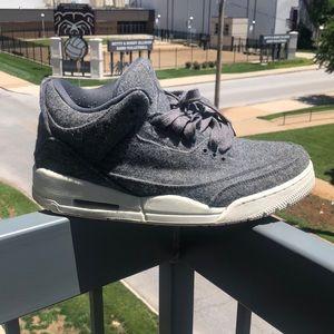 Wool 3's
